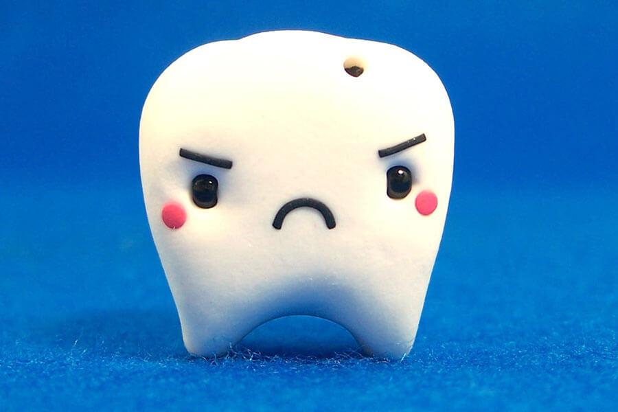 Cárie Dentária – Como Eliminar as cáries duma vez por todas?
